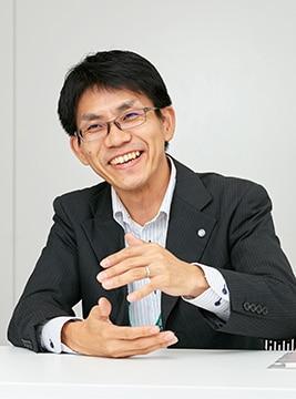 西松建設株式会社の加藤豊さん