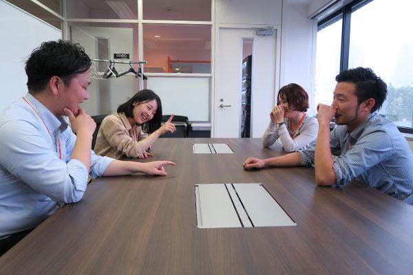 株式会社ソフィアの小林裕大と大櫛直人と岡田耶万葉
